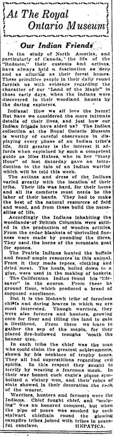 globe 1925-12-05 ROM our indian friends
