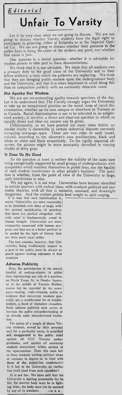 varsity 1945-11-27 editorial 400px