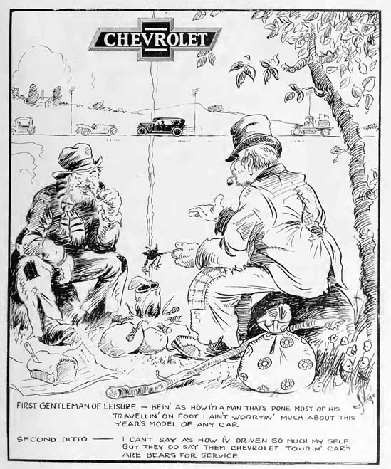 1924-05 skuce chevrolet ad