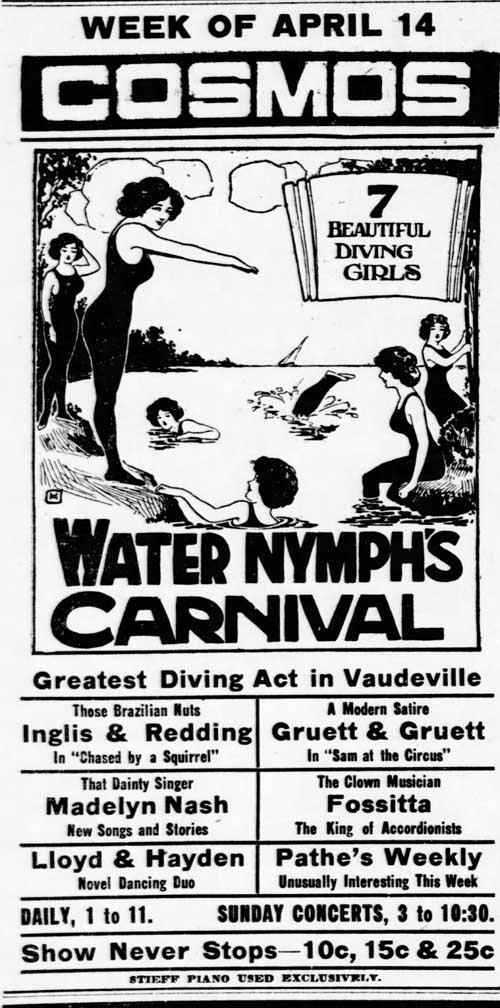 washington herald 1913-04-13 water nymphs