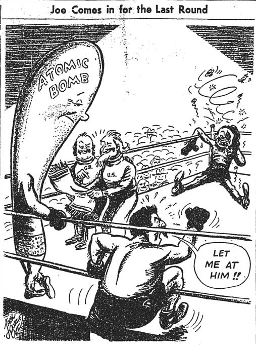 gm 1945-08-10 atomic bomb cartoon