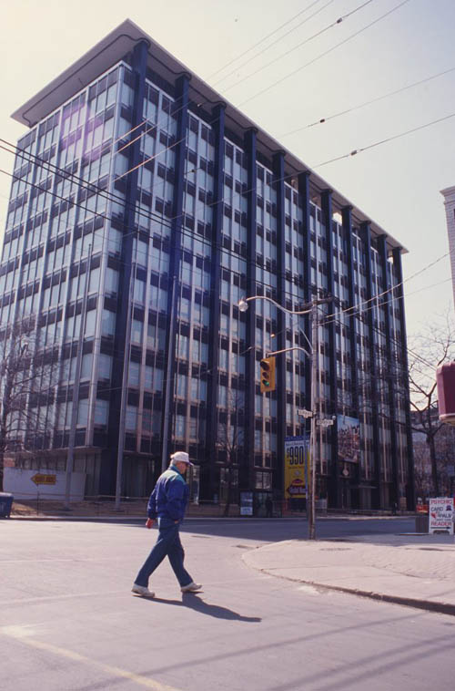 Buildings - Commercial residential conversions. - 1994-1994